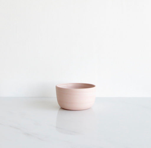 BLUSH MARBLE SMALL BOWL
