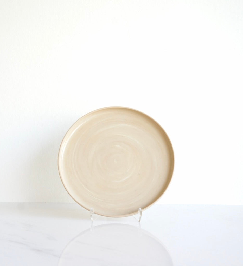 CHESTNUT MARBLE PLATE