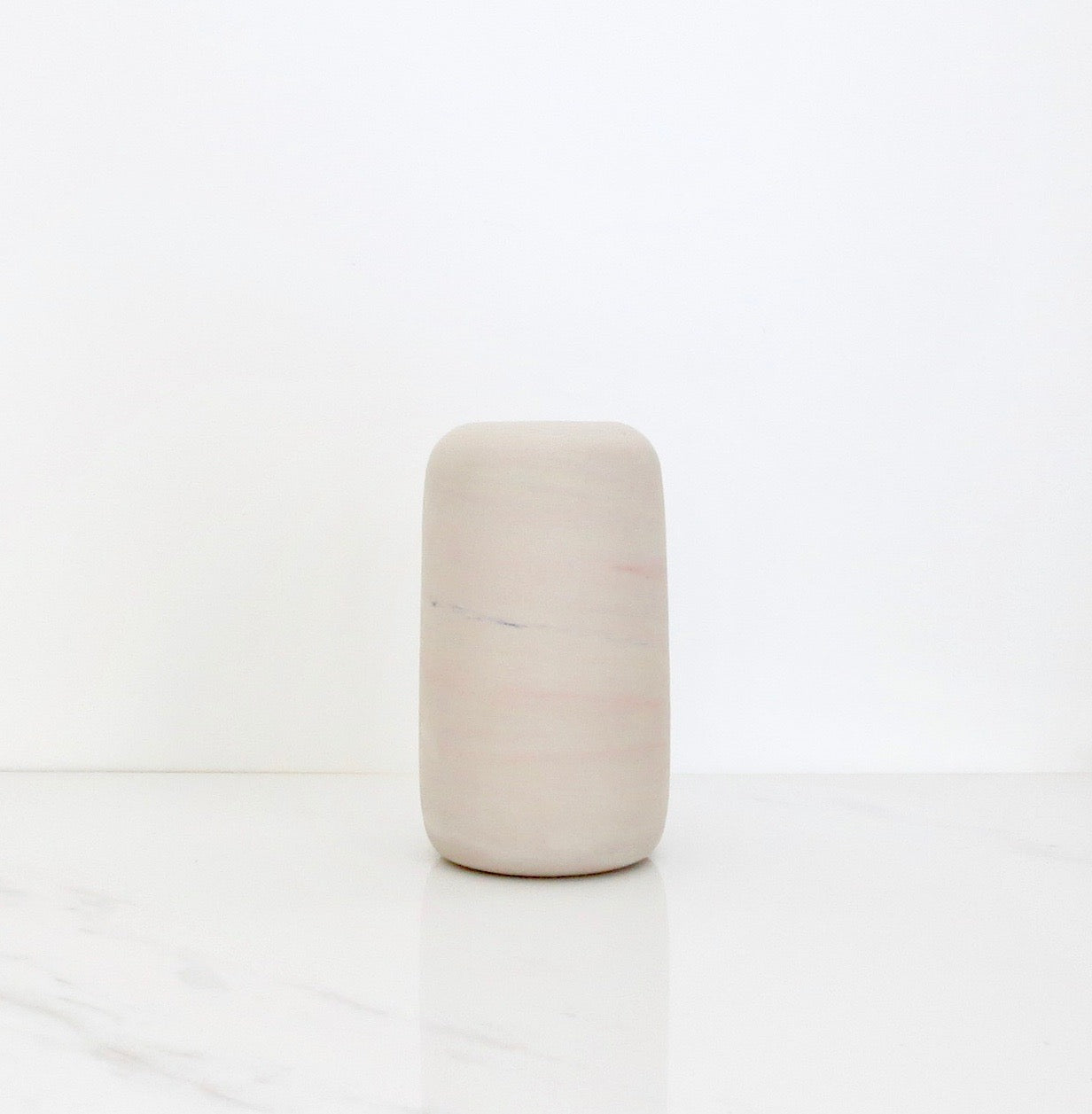 MIXED MARBLE VASE
