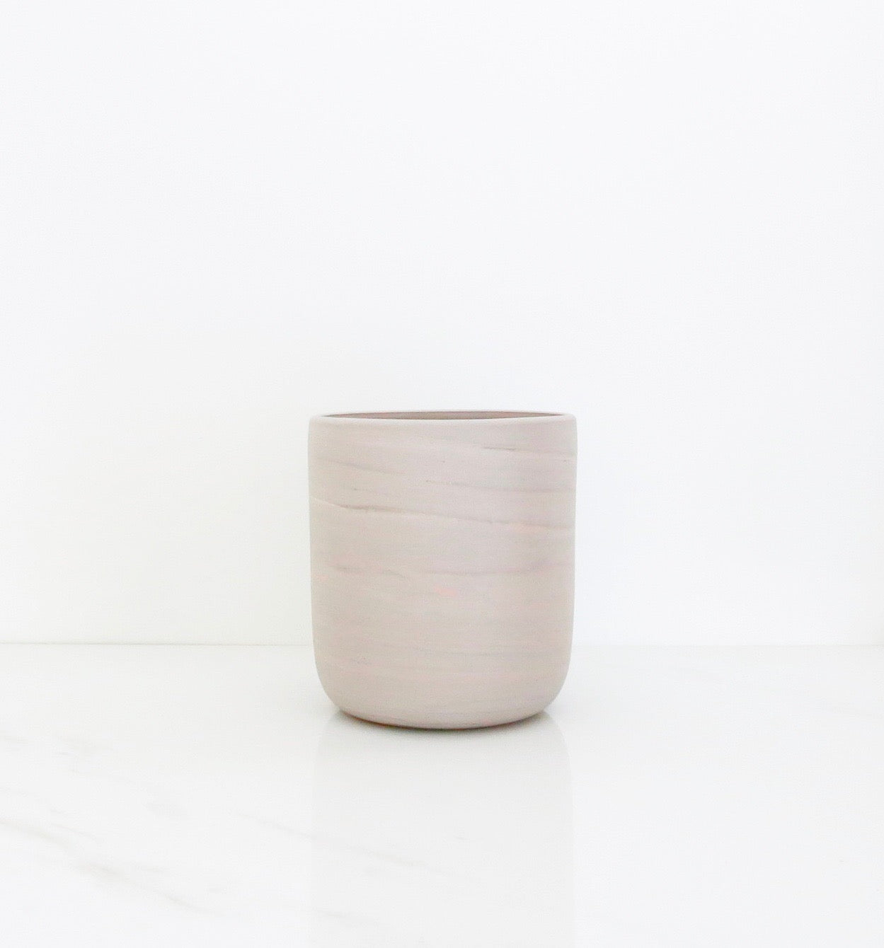 MIXED MARBLE VESSEL