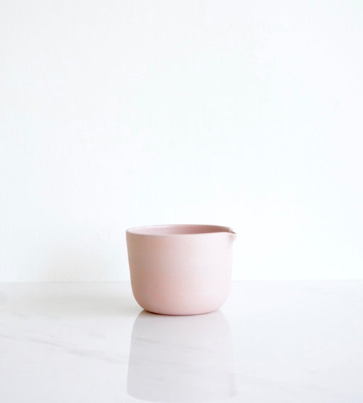 BLUSH MATCHA BOWL
