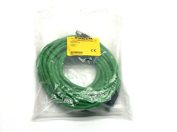 Turck RSSD RJ45S 423-10M Ethernet/IP Double Ended Cordset M12 to RJ45 Connectors - Maverick Industrial Sales