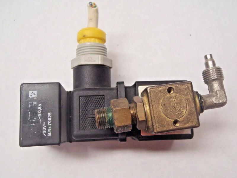 Concordia 120-307-1-22012 valve with Lutze LRC-V3-N 0,68 - Maverick Industrial Sales