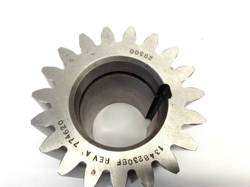 Burndy 134B230BF Rev. A Gear Set for Low Pressure Oil Pump 774620 28300 - Maverick Industrial Sales
