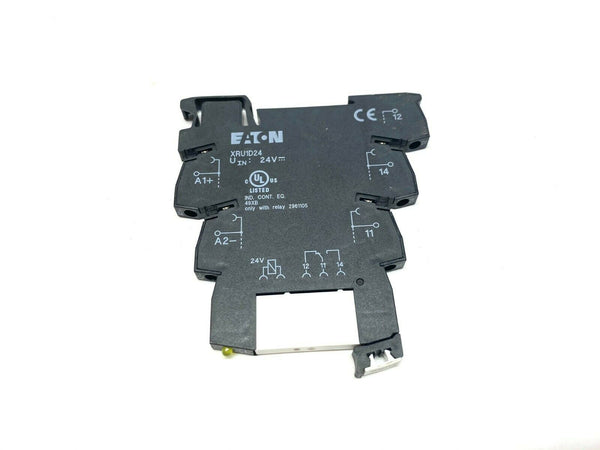 Eaton XRU1D24 Relay Socket w/ 2961105 Relay - Maverick Industrial Sales