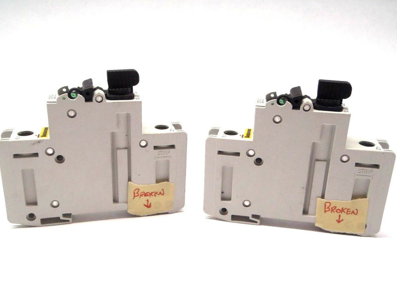 Lot of 2 Cooper Bussman CCP-1-30CC Circuit Breaker 600V 30A CC Class Fuses - Maverick Industrial Sales