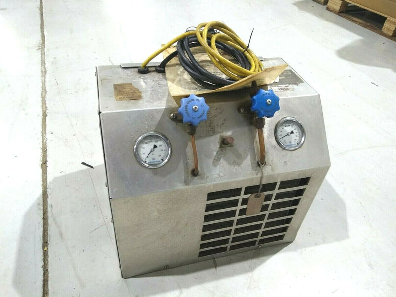 Thermotron RRU-6 Refrigerant Recovery Unit System R-13 Freon - Maverick Industrial Sales