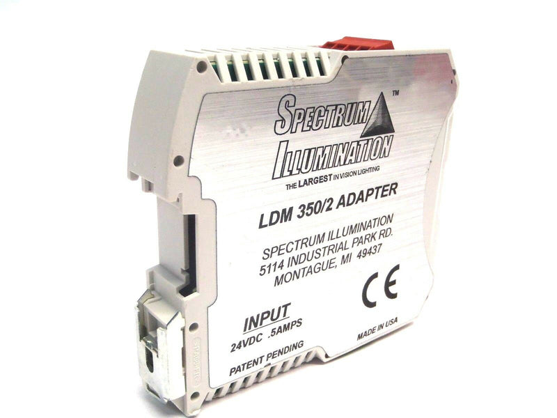 Spectrum Illumination LDM 350/2 Rev H Standard LED Driver Module - Maverick Industrial Sales