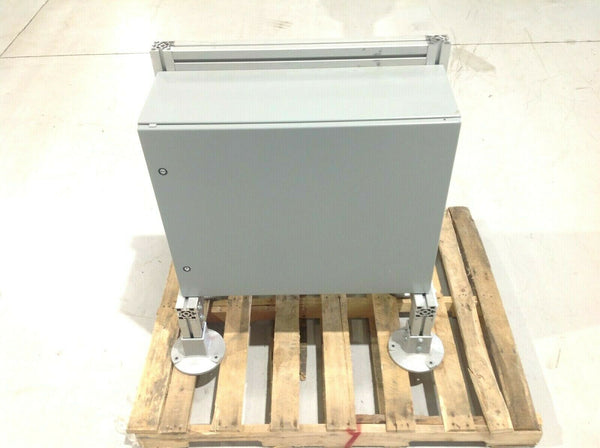 Hoffman CSD243010 Industrial Control Panel Enclosure w/ Custom Mount Type 4,12 - Maverick Industrial Sales