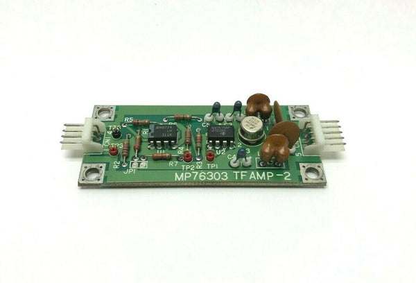 Mitutoyo MP76303 TF AMP-2 Control Board for CMM Drive Motor - Maverick Industrial Sales