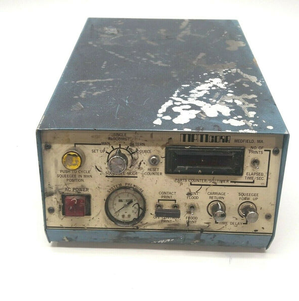 MPM Corp PCB Screen Printing Control Unit 115V, 3A - Maverick Industrial Sales