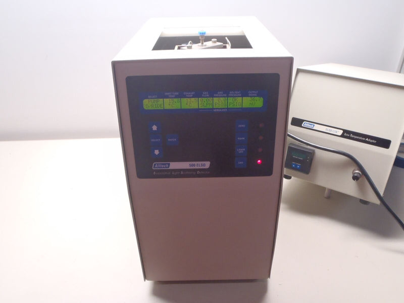 Alltech ELSD Evaporative Light Scattering Detector with LTA - Maverick Industrial Sales