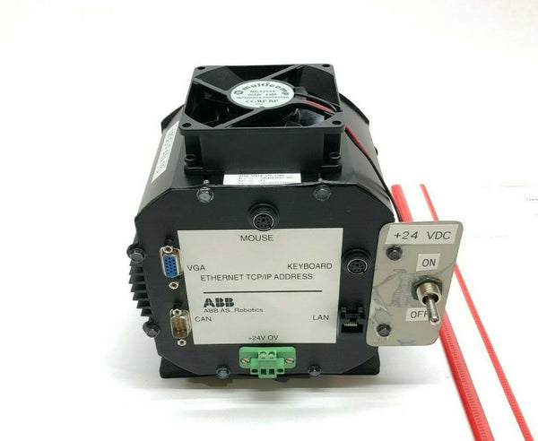 ABB High Speed IPS Link 3HNA009609-001 Rev. 2, Robot Control Module, Paint Spray - Maverick Industrial Sales