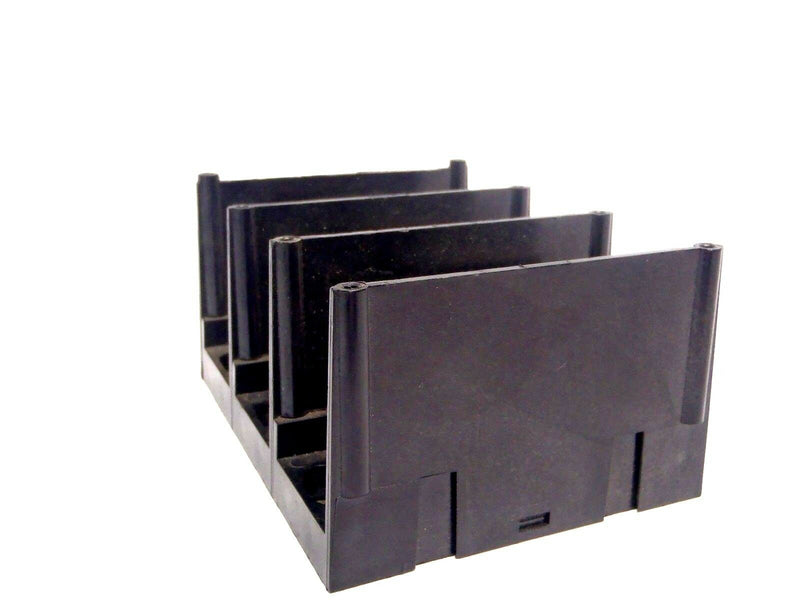 Ferraz Shawmut 66113 3 Pole 2/0-#14 x 12 #10-#14 Wire Distribution Block 600V