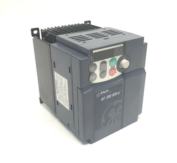 Fuji Electric AF-300 Mini 3PH 1HP 380-480V Control Drive, 6KXC143001X9A1 - Maverick Industrial Sales