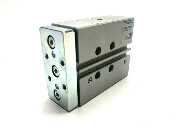 Festo DFM-16-40-P-A-KF Guided Pnuematic Cylinder Dual Rod - Maverick Industrial Sales