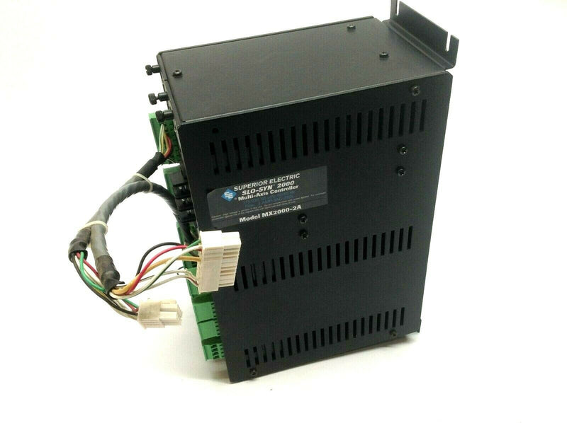 Slo-Syn Superior SLO-SYN 2000 Multi Axis Controller MX2000-2A - Maverick Industrial Sales