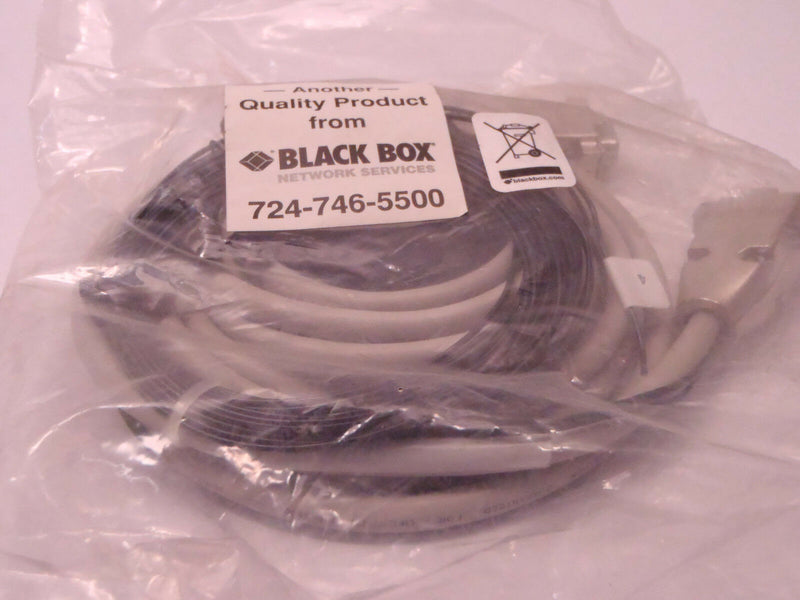 Black Box Corp. 724 746 5500 Cable 10' EYP-Q CBCC361878, Networking Cables - Maverick Industrial Sales