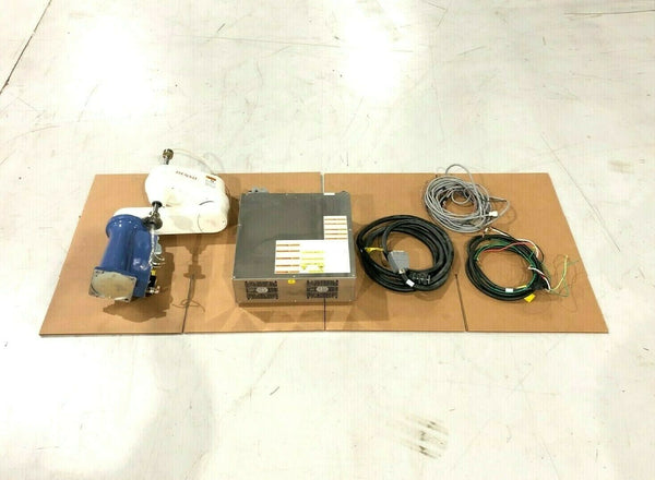 Denso Wave HS-45552 Pick Robot, RC7M-HSG4BA-BP Controller, & Cables (2015) - Maverick Industrial Sales