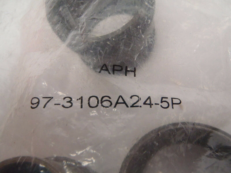 AMPHENOL 97-3106A24-5P 16 PIN CONNECTOR ASSEMBLY - Maverick Industrial Sales