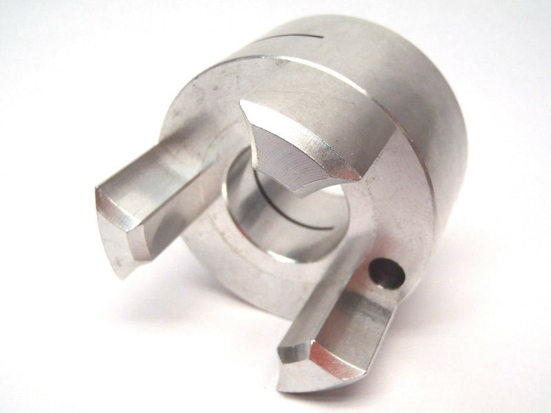 "Ruland Curved Jaw Coupling Hub Bore Approx. 1"" Length Approx 1-⅞"" - Maverick Industrial Sales"