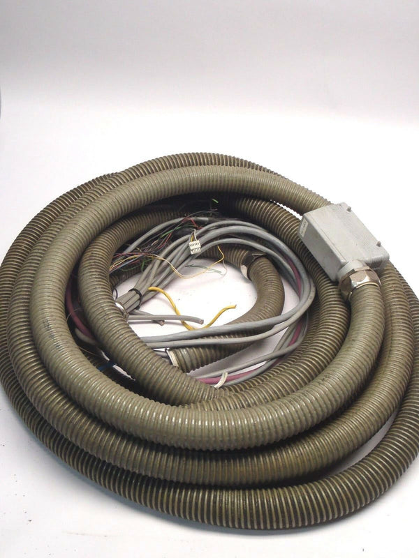 Wittmann Battenfeld XD Armored Robot Control Cable 25' ft - Maverick Industrial Sales