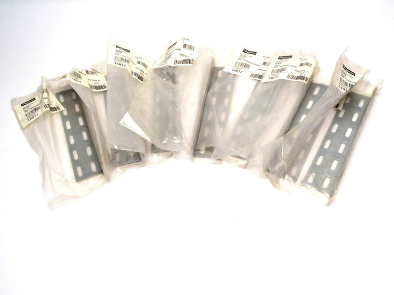Lot of (7) Hoffman QTWTB Wall-Termination Bracket 14017 - Maverick Industrial Sales