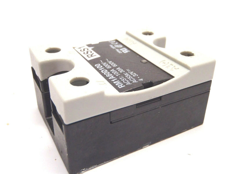 Carlo Gavazzi RM1A60D100 Zero Switch Solid State Relay 1-P 100A 600VAC 4-32VDC - Maverick Industrial Sales