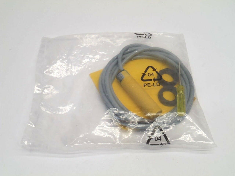 Turck BCF5-S18-AN4X Capacitive Sensor 10-65VDC - Maverick Industrial Sales