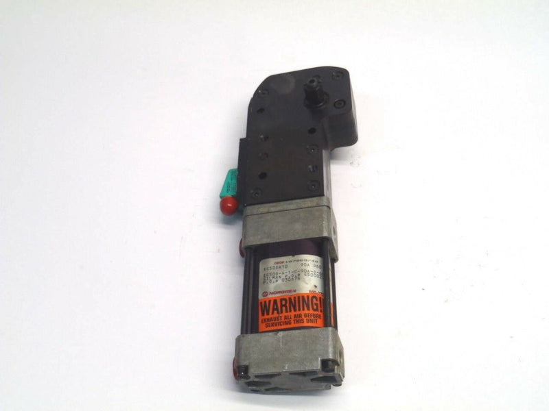 Norgren EC50D-A-1-0-90A-D-60-1-0 Power Clamp W/ Pepperl+Fuchs NBN2F48E8V1 - Maverick Industrial Sales