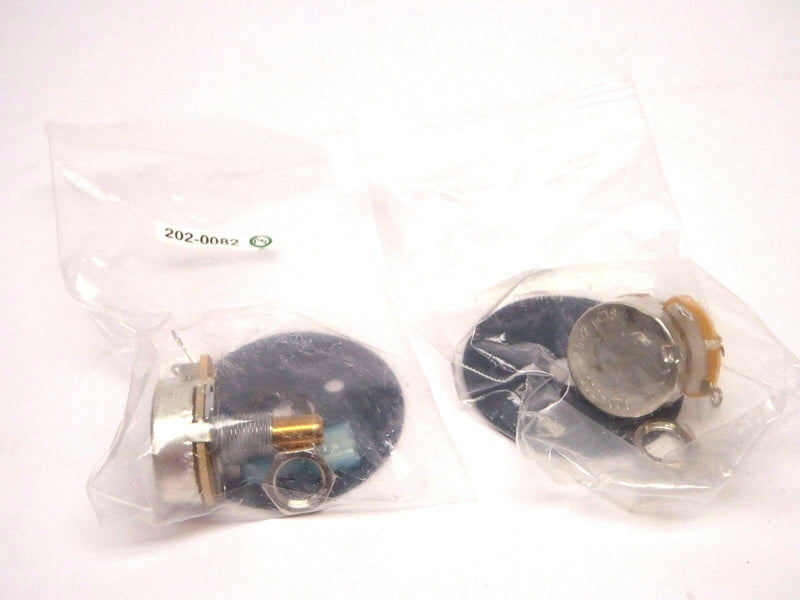 Lot of 2 Mcmaster Carr Digital Potentiometer with Knob 7436K41 - Maverick Industrial Sales