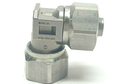 SMC KFG2V 0906-N01S Swivel Elbow Fitting
