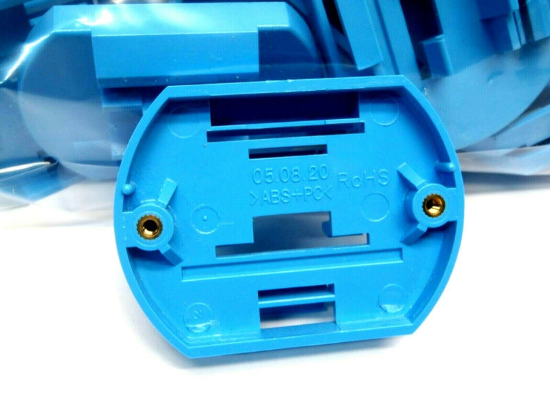 Lot 29 Sick 05.08.20 ABS-PC Plastic Blue Mounting Bracket - Maverick Industrial Sales