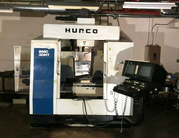 Hurco BMC-30HT CNC Verticle Milling Machine Center, BMC30HT/M - Maverick Industrial Sales