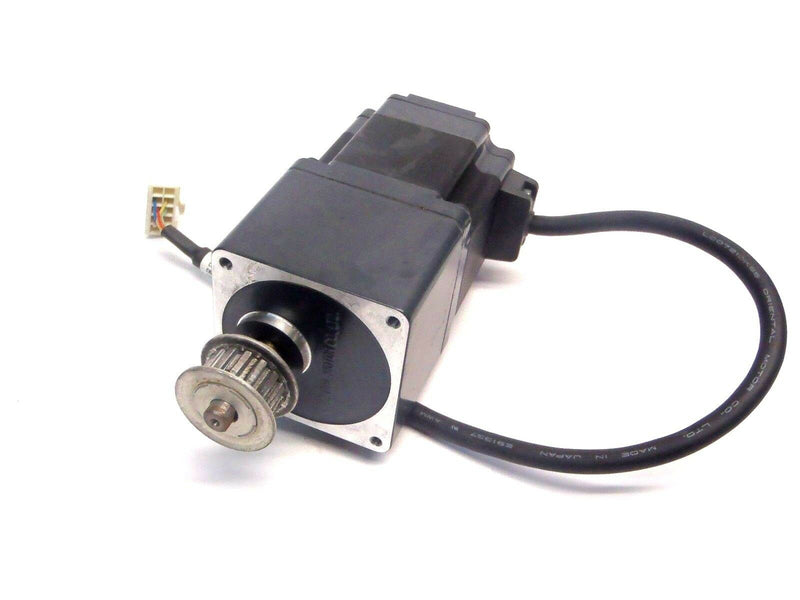 Oriental Motor Co Vexta ASM66AK-T3.6 Closed Loop Step Motor 31mm Shaft Length - Maverick Industrial Sales