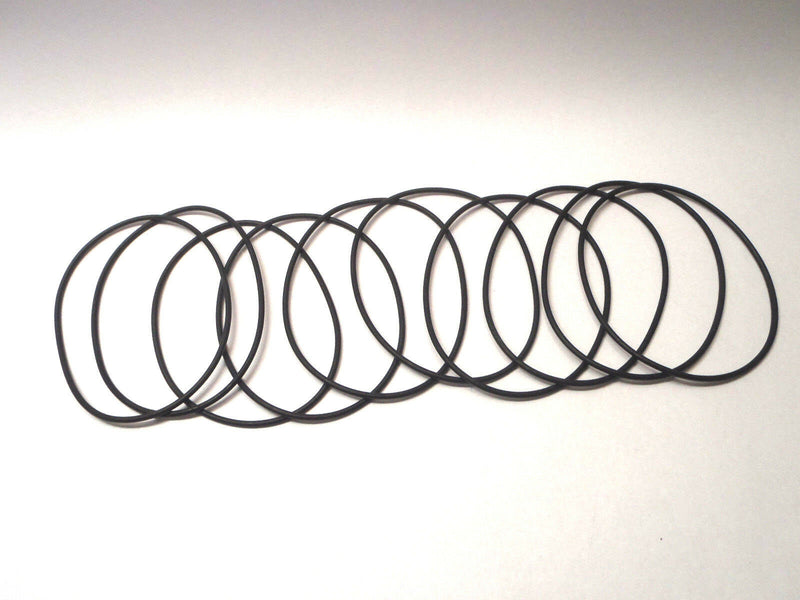 Lot of 10 180 X 3,0 Rubber O-Rings - Maverick Industrial Sales