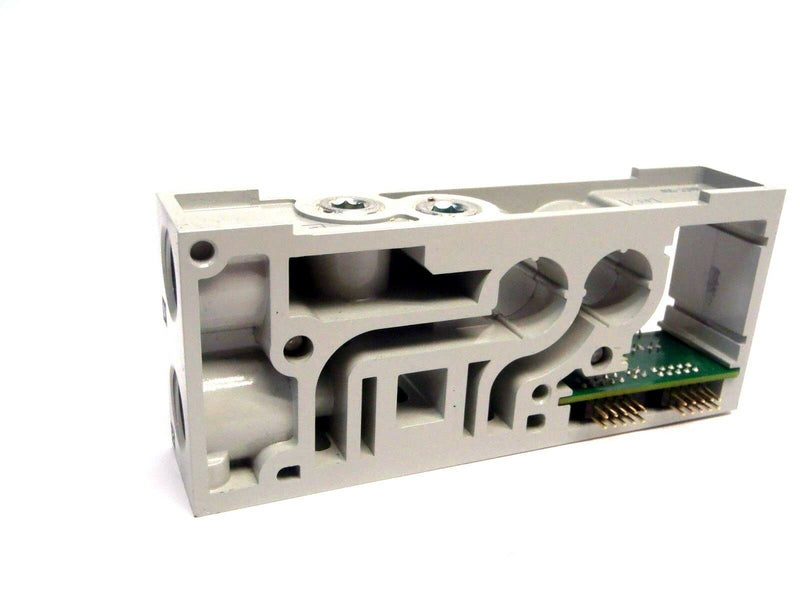 Numatics 006-220D Double-Z Board Circuit Valve Block Pneumatic Manifold - Maverick Industrial Sales