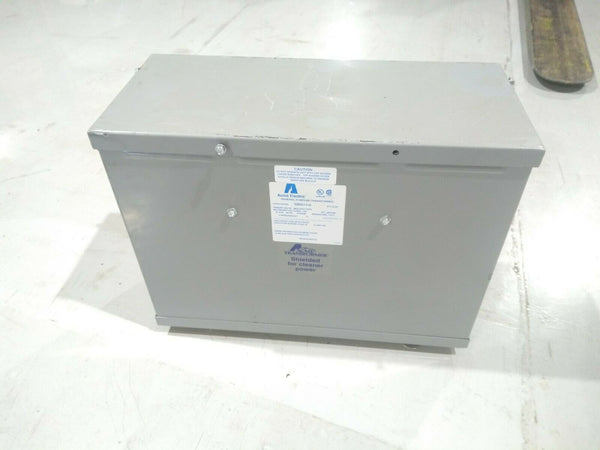 ACME T3533111S Style SR General Purpose Transformer 480 - 208/120 15kVA 3PH - Maverick Industrial Sales