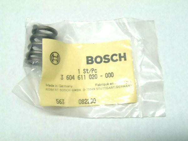 Bosch 3 604 611 020 000 Replacement Spring Spare Part - Maverick Industrial Sales