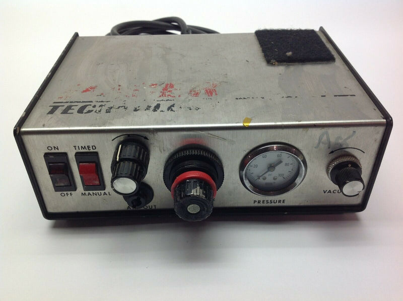 Pacer Technology Controller & TSD1134-3 Footswitch - Maverick Industrial Sales
