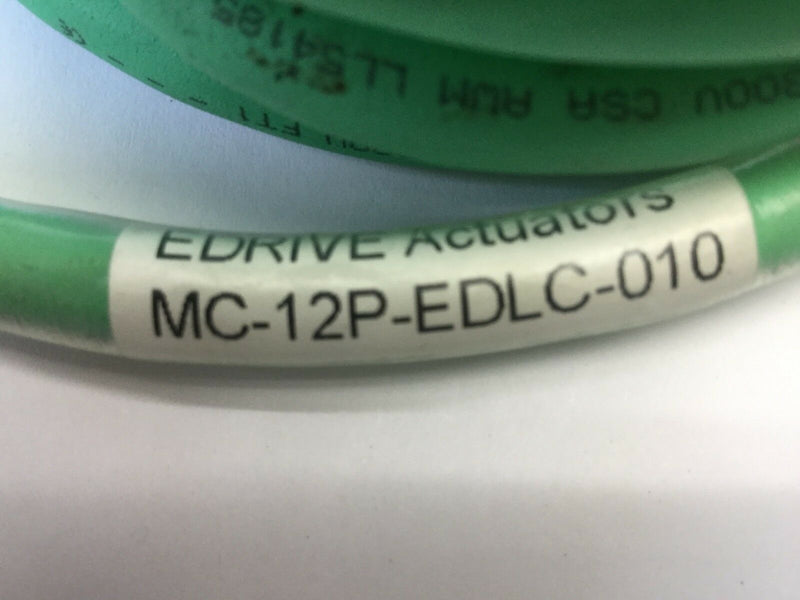 EDrive Actuators MC-12P-EDLC-010 EDrive Load Cell Cable 12 Pin - Maverick Industrial Sales