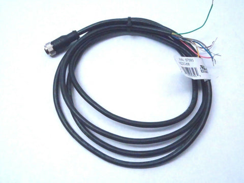 BANNER 57593 MQDC-806 Euro-style Quick Disconnect Shield Cable