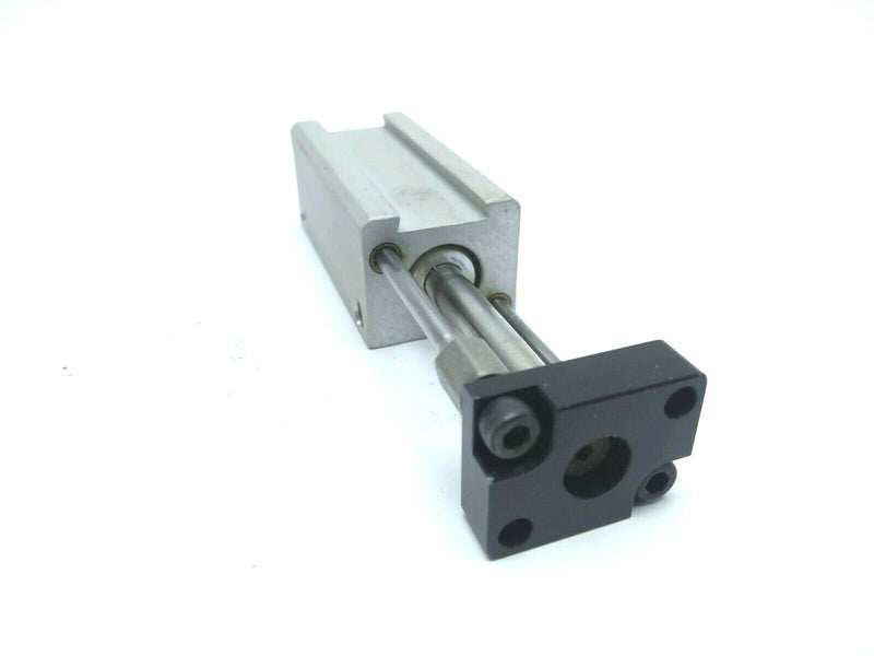 "Compact Air GCD212X1 Double Rod End Guided Cylinder 1/2"" Bore 1"" Stroke - Maverick Industrial Sales"