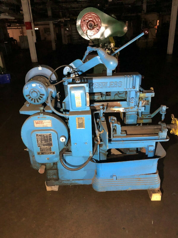 Peerless Machine Company Mechani-Cut 7x7 Power Hack Saw - Maverick Industrial Sales