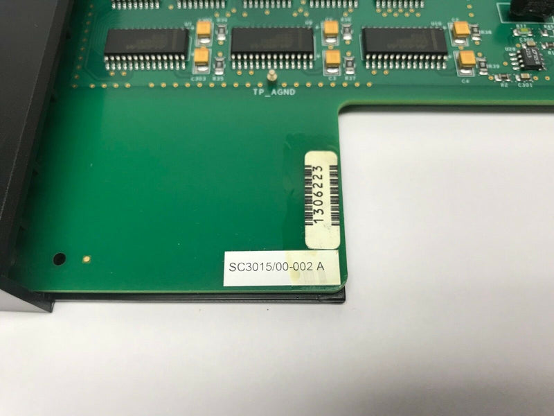 Ametek Power SC3015/00-002 A Control Board for AN-3100D Annunciator - Maverick Industrial Sales