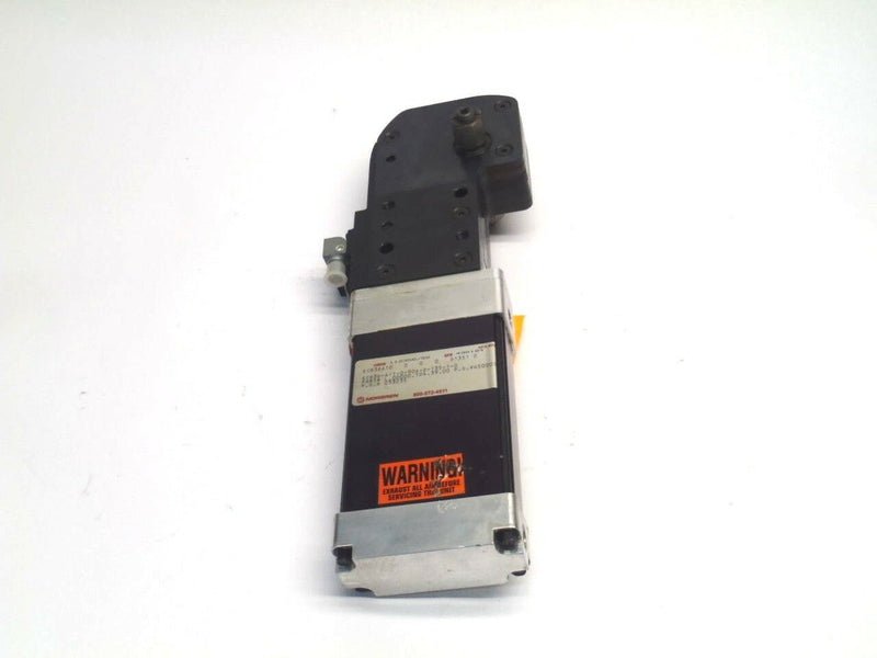Norgren EC63DA1090AD13510 Power Clamp W/ Pepperl+Fuchs NBN2F581160S6E8V1 Sensor - Maverick Industrial Sales