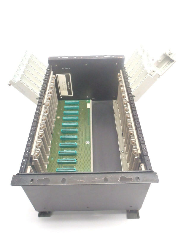 Honeywell 621-9990 I/O 12 Slot Expansion Rack 621-9995 621-9993 With Covers - Maverick Industrial Sales