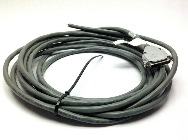 CAB-DB25FS Cordset Cable FL25XX-25 Gray 25 Pin To Free End - Maverick Industrial Sales