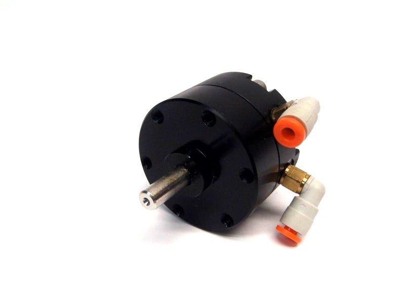 SMC NCRB1BW20-90S [LT] Max Press 100 PSI Air Cylinder Rotary Actuator - Maverick Industrial Sales