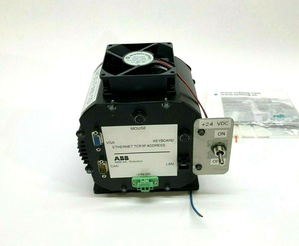 ABB 3HNA009609-001 Rev. 02 High Speed IPS Link Assembly, Robot Control Module - Maverick Industrial Sales